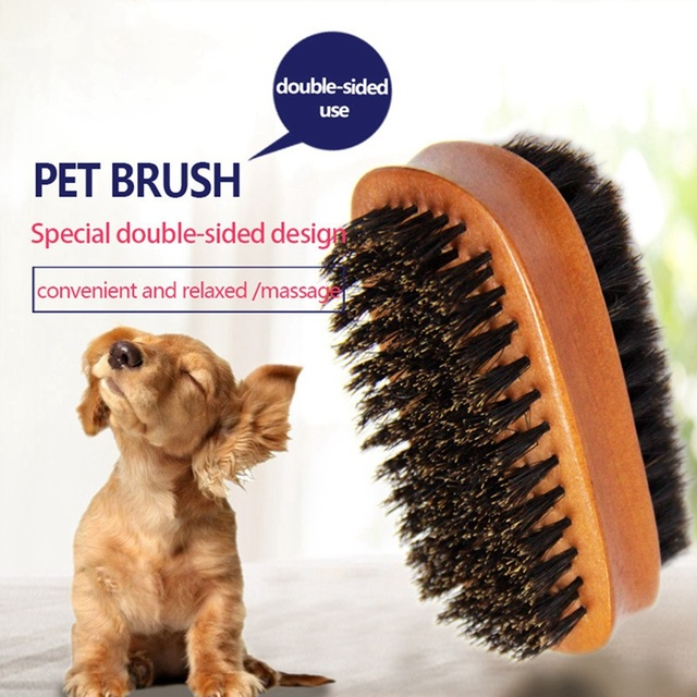 Double Sided Dog Brush 1