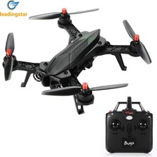 LeadingStar MJX B6 Bugs6 RC Drone, Brushless Moter Quadcopter, Independent ESC, Smart Transmitter Alarm Racing Drone