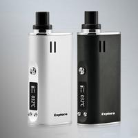 Original Yocan Explore 2 IN 1 Kit Electronic Cigarette Kit Vape Kit 2600mah Battery Capacity Temperature