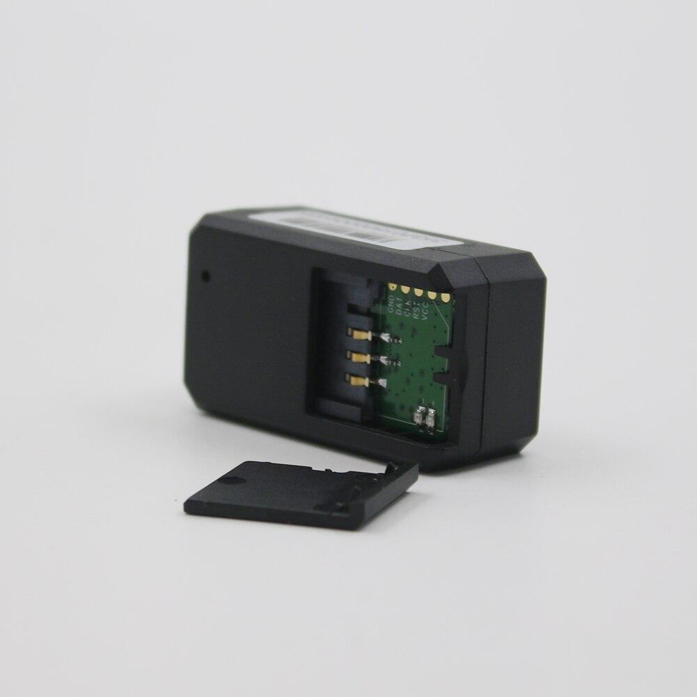 Super Mini MMS Quad Band Personnels GPRS GSM GPS Positionnement Audio Bug Tracker