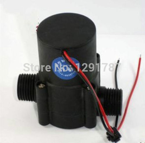 New 3.5w DC Hydroelectric power Micro-hydro generator Portable water charger 8.8-15V