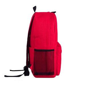 Image 4 - Che Guevara lider plakat Deamer torba plecaki płótna Unisex torby na ramię dla ucznia ty prezenty 45x32x14cm