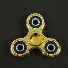 Electroplated Anti-Stress Fidget Spinners