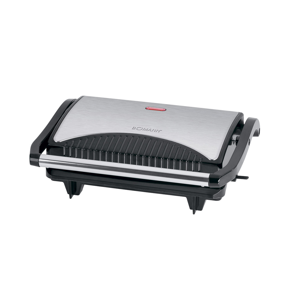 Electric Grills & Electric Griddles BOMANN MG 2251 CB Grill electrical Barbecue Panel cooking medium thickened outdoor portable barbecue oven folding barbecue grill household charcoal carbon oven bbq tools