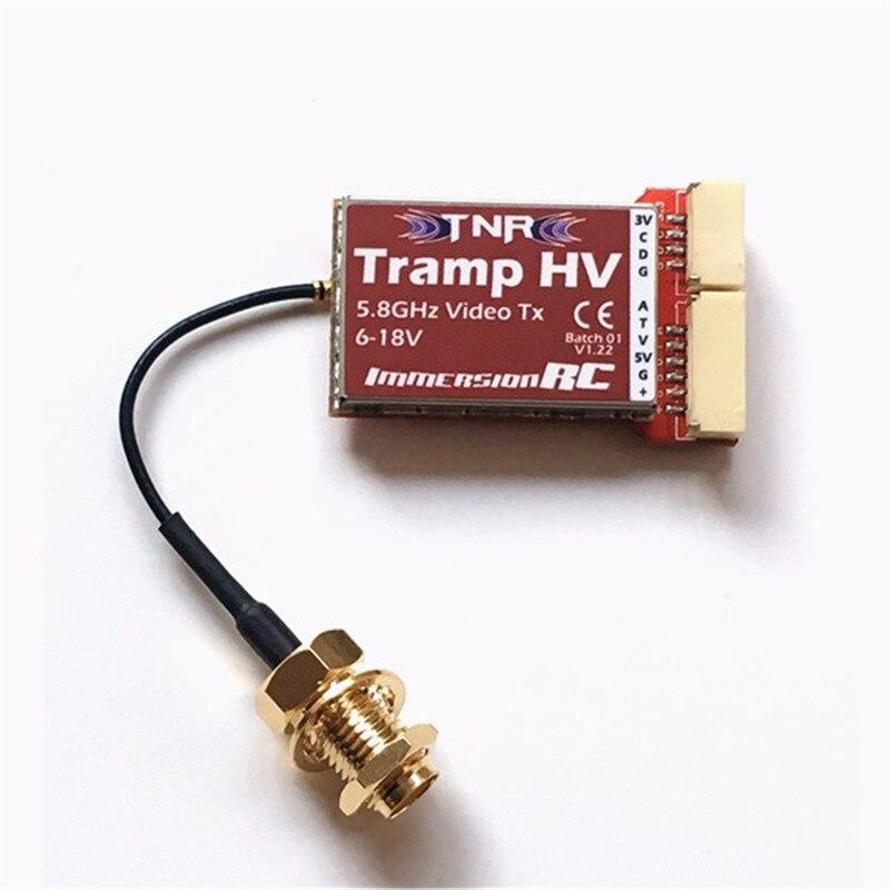 Meilleure affaire ImmersionRC Tramp HV 6-18 V 5.8 GHz 1 mW à> 600 mW transmetteur vidéo 4g Version internationale pour les modèles de jouets RC - 2