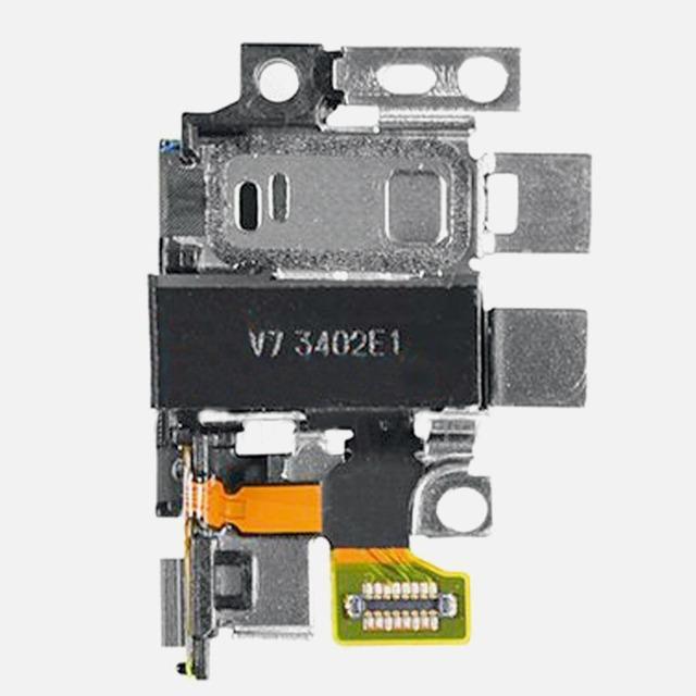Para nokia lumia 1020 headphone headset áudio jack cabeça de som + microfone mic flex