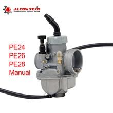 Buy keihin pe24 carburetor and get free shipping on AliExpress com