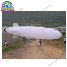 Customized logo 6m/20ft inflatable air balloon,commercial advertising rc blimp airship
