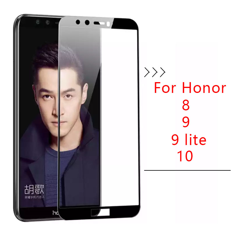 Glass Honor 9 Lite Protective Glass For Huawei Honor9 9lite 8 10 On Honor8 Honor10 Tempered Glas Screen Protector Protect Film