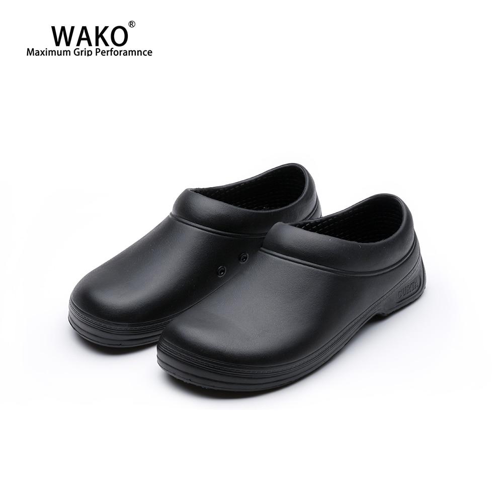 WAKO Chef Shoes Men Women Non Slip