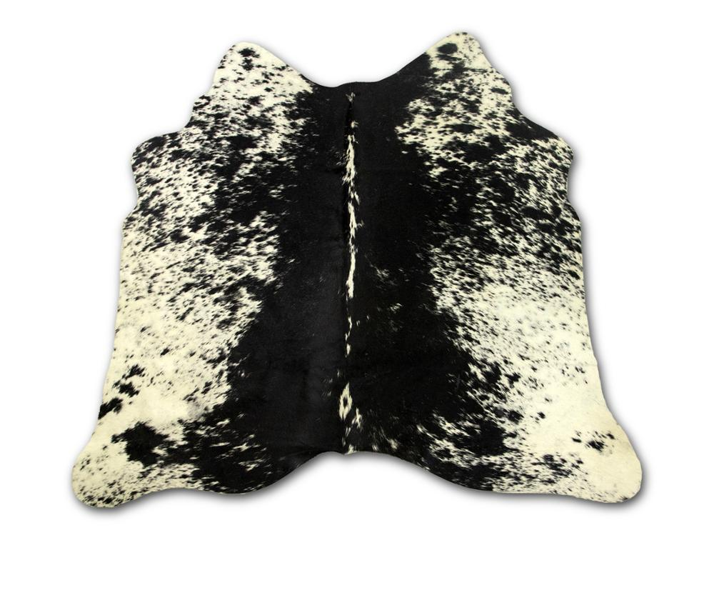 Zerimar Natural  Cowhide Area Rug | Size: 51x57 In 1.50 M² | Area Rugs For Living Room | Area Rugs Living Room