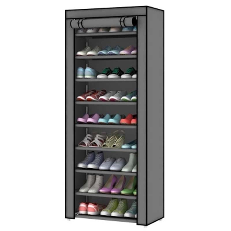 2019 Shoe Cabinet Shoes Racks Storage Large Capacity Home Furniture  Simple 10 Layers Furniture
