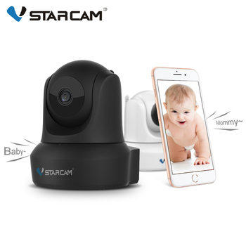 Vstarcam C29 bebek izleme monitörü 720 P hd ip kamera WiFi Hareket Algılama Gece Görüş Ses CCTV Güvenlik Ağı Kablosuz Siyah