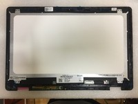 Оригинальный черный 15 7568 2DHX6 ЖК дисплей в сборе для Dell Inspiron 15 7568 2DHX6 02DHX6 Экран планшета панель в сборе NV156FHM A10
