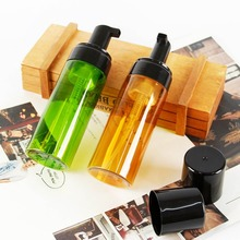 Portable Foam Maker Bottles Manual Bubbler for Hair Facial Cleanser Foaming Cup Body Wash Bubble Salon Tool