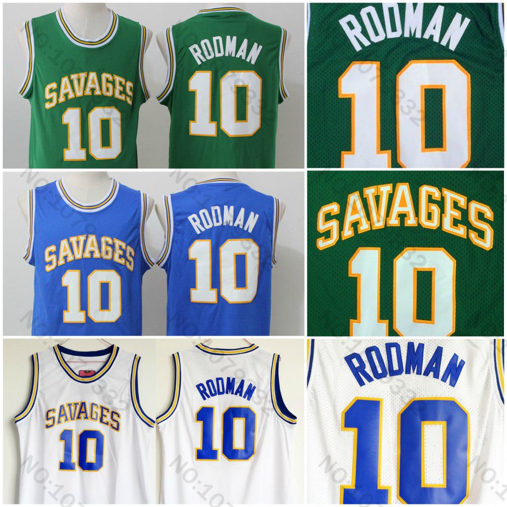 best service 110ea 34534 Buy basketball jerseys rodman and get free shipping on ...