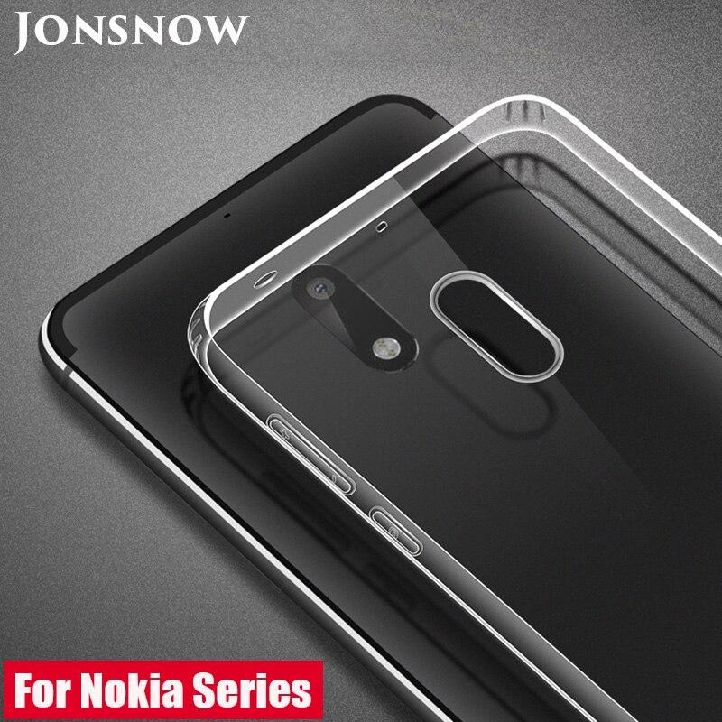For Nokia 6 2018 Soft Case for Nokia X6 X5 7 Plus 5 3 2 1 Phone Cover for Nokia 3.1 5.1 6.1 Plus Ultra-thin Silicone nokia 8 new 2018