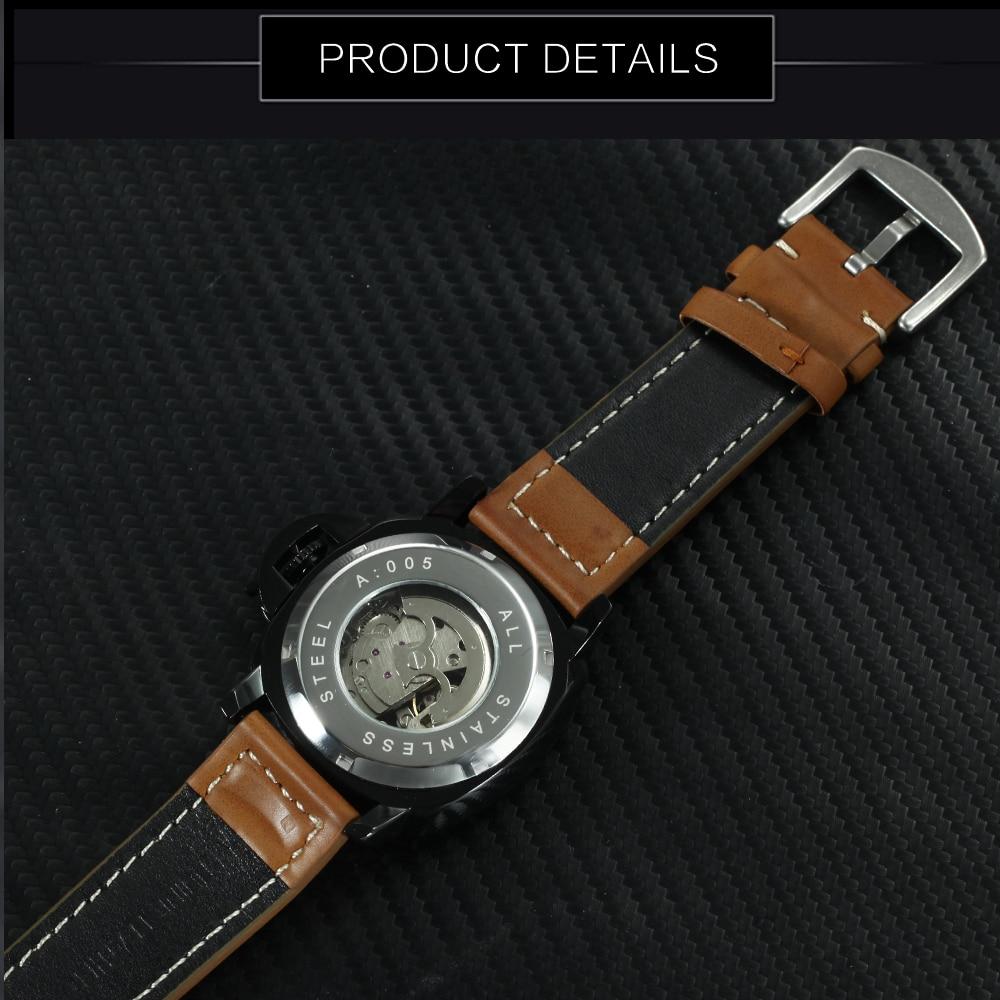 Vencedor da moda royal men relógios de
