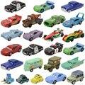 Pixar cars 18 Estilos Pixar Cars 2 Diecast Flo 1/42 Escala Metal de la Aleación Modle Juguetes Lindos Para Los Niños Regalos Anime Cartoon Kids muñecas