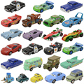 Pixar cars 18 Styles Pixar Cars 2 Flo 1/42 Scale Diecast Metal Alloy Modle Cute Toys For Children Gifts Anime Cartoon Kids Dolls