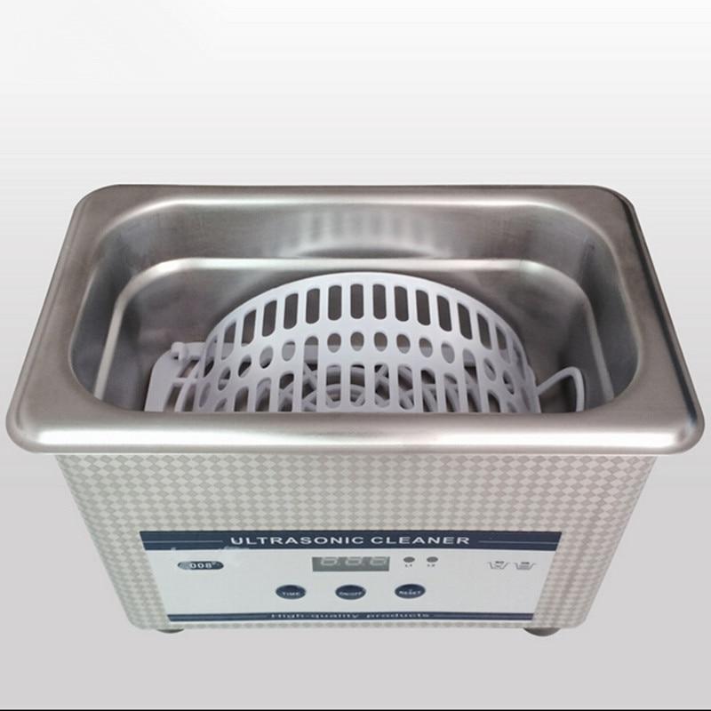 0.8 լ թվային ուլտրաձայնային մաքրող Sus304 - Կենցաղային տեխնիկա - Լուսանկար 4