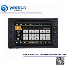 For Fiat Scudo 2003~2007 Car DVD Player GPS Navigation Audio Video Multimedia System