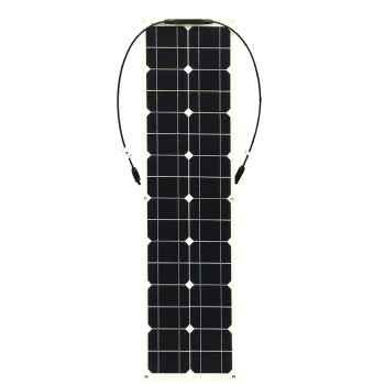 50w Solar Panel Monocrystalline Cilicon Cell Module DIY