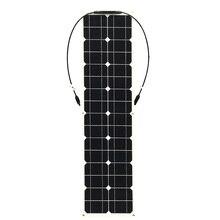 Boguang 50 Вт солнечная панель монокристаллическая Кремниевая ячейка модуль DIY kit Система 12 v батарея MC4 соединительный кабель RV yacht мощность заряда