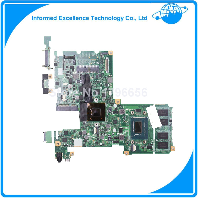 TX300CA laptop motherboard notebook mainboard for asus with I5 CPU fully tested 100% work well for asus ux31a ux31a3 laptop motherboard with i5 3517u cpu fully tested rev 4 1 top mainboard