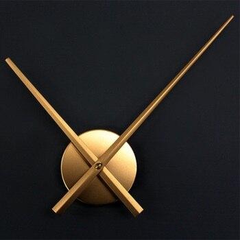 時計機構壁時計アクセサリー時計 Murale リロイ Saat Duvar Saati ロングスチールポインタークォーツ時計機構時計のムーブメント