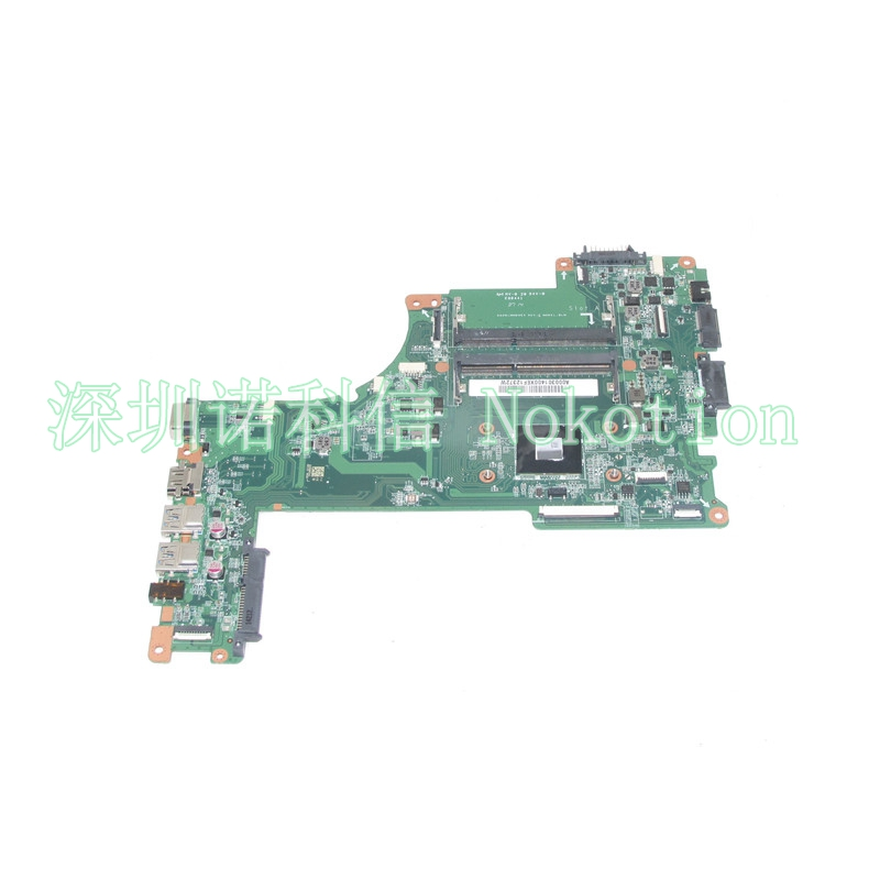все цены на NOKOTION A000301400 Laptop motherboard For toshiba satellite L50-B L50D-B A4-6210 CPU DA0BLMMB6E0 Full Works онлайн