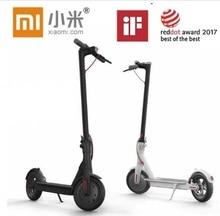 Оригинальный xiaomi электрический скутер M365 с приложением Умный складной легкий kick мини взрослый скутер 30 км пробег длинный Ховерборд