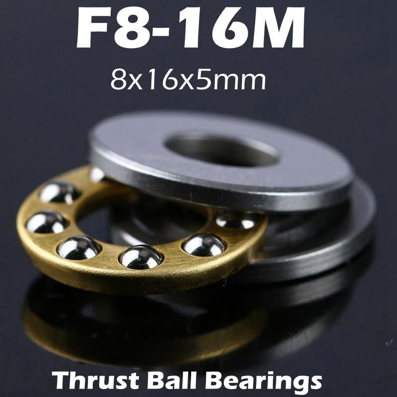 Thrust Bearing F8-16 8x16x5 mm