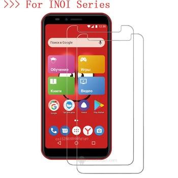 Перейти на Алиэкспресс и купить 2.5D 9H закаленное стекло для INOI Kphone 4G 2 3 6 7 Lite R7 Защитная пленка для экрана INOI 5 pro 3