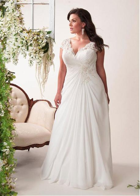 Plus Size Informal Wedding Dresses – Fashion dresses