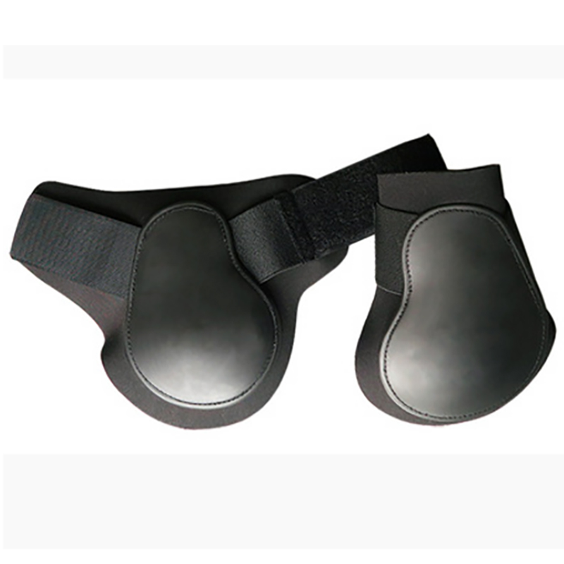 Adjustable Horse Hind Boots Equine Leg Guard Horse Riding Jumping Protective Tendon Shin Protection Neoprene Hock Brace