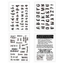 New Words Stamps Alphabet Letter Transparent Clear Stamps Silicone Seal for DIY Scrapbooking Card Making Album Decoration Crafts hot sales high quality led lighted children casual shoes classic cool solid boys girls toddlers tennis fashion kids sneakers