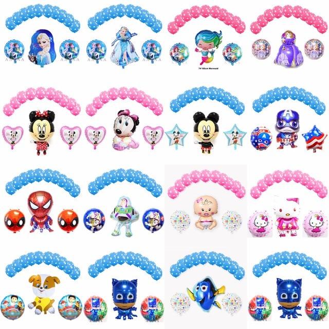 13pcs-H-birthday-balloons-set-princess-Elsa-mermaid-foil-balloons-mickey-minnie-Captain-America-toy-story.jpg_640x640