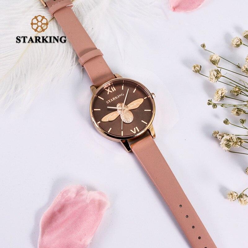 025760cf351 Pulseira Relógios das Mulheres Design de Relógios Starking 2018 Novas