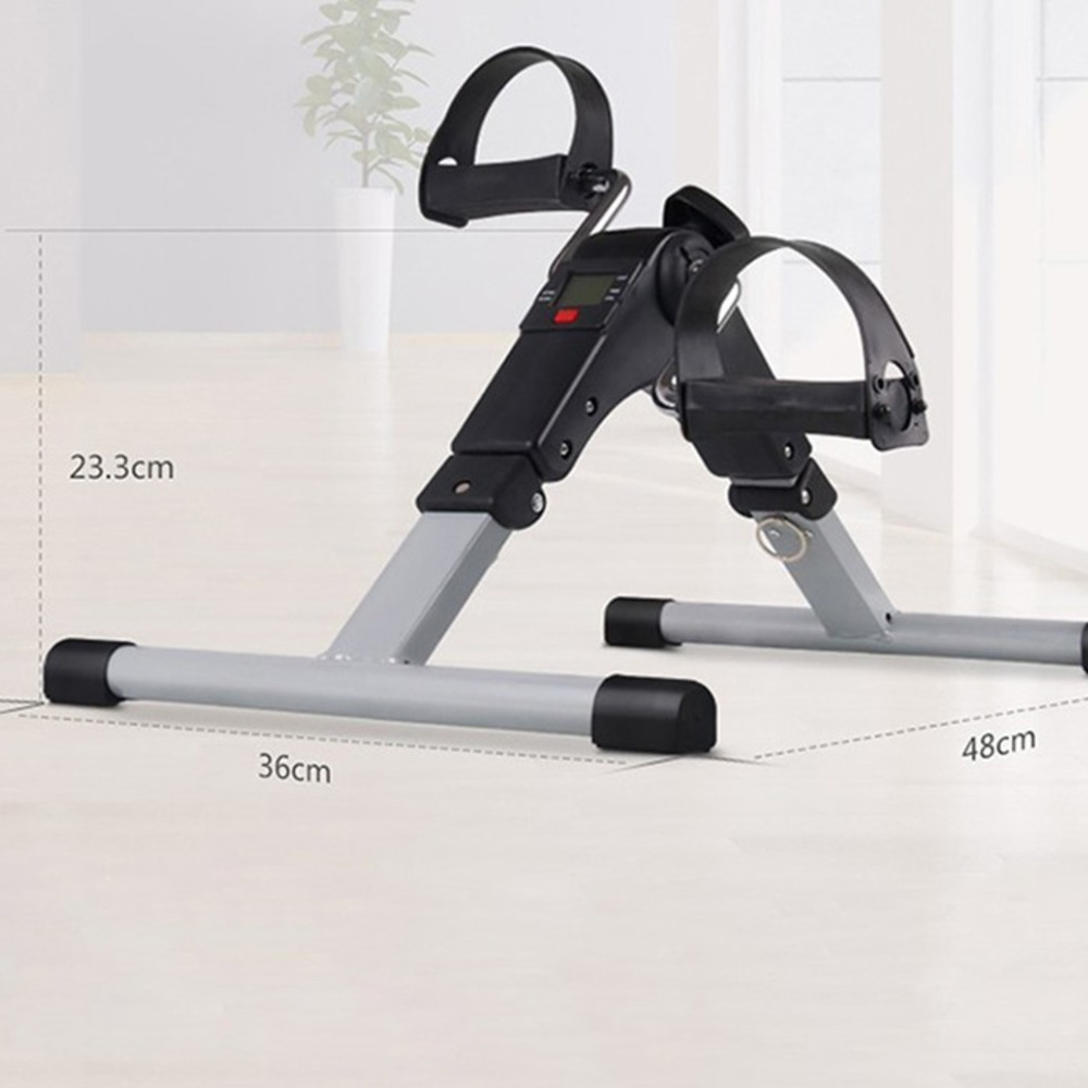 Pedal leg trainer lazy mini stovepipe fitness machine for rehabilitation  training collapsible home exercise bike jpg e82a83f62