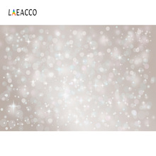 Laeacco Dreamlike Light Bokeh Baby Portrait Wedding Photography Backgrounds Customized Photographic Backdrops For Photo Studio