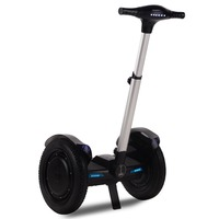 China Electric Chariot Scooter Freego 2*500W Brush DC Motor two wheel electric scooter with pedals