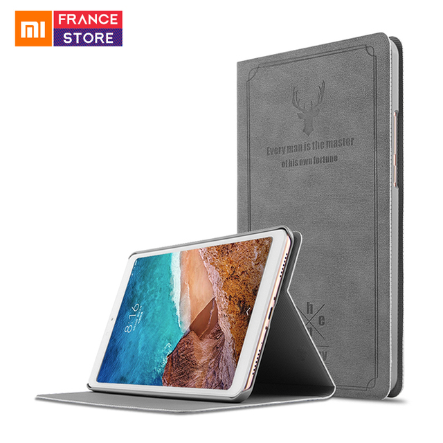 Xiaomi Mi Pad 4 Plus MiPad 4 Flip Case Tablet PU Tablet Android Leather Cover Tablet PC Smart Case For Protective case PC Tablet