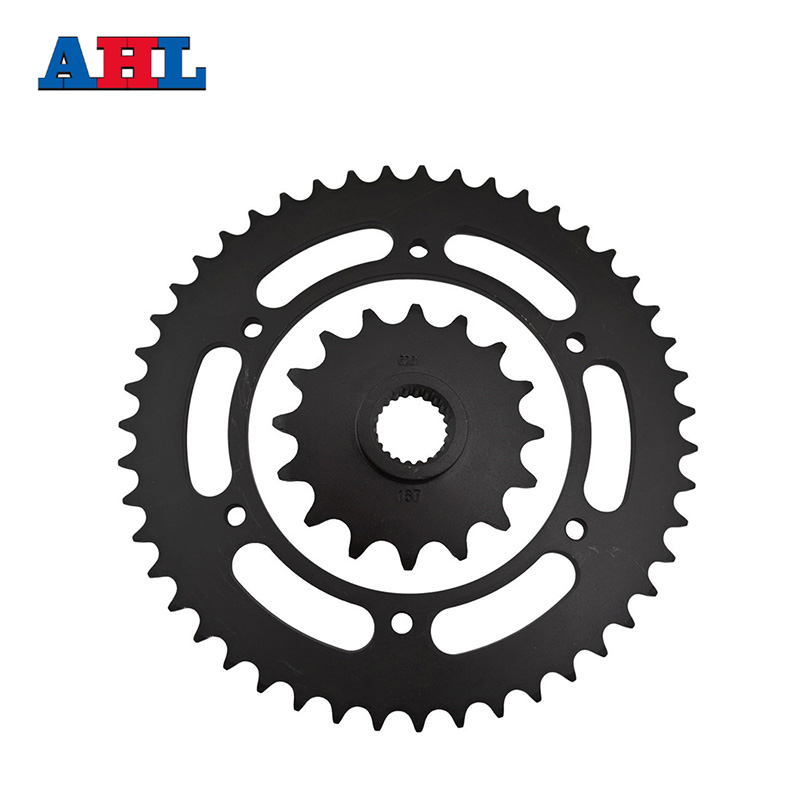 Racing Motorcycle Parts Front & Rear Sprocket Star 47-16 Teeth For BMW F650GS F650ST Sprockets Fit 520 Drive Chain 6 abrasives single ended tube heating electric rods dry $ stainless steel pipe