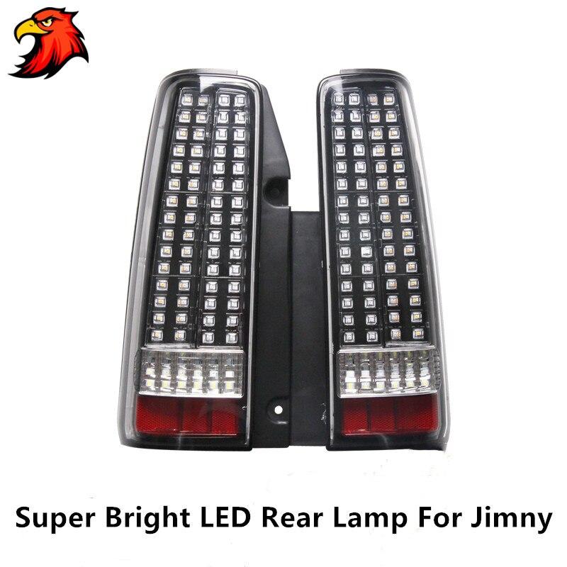 IL TRASPORTO LIBERO della luce Posteriore per Suzuki Jimny JB43 luce di freno/luce di retromarcia/luce posteriore 4X4 fuori strada accessori