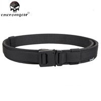 EMERSON Tactical Belt 1 5 Inch For Shooters Security Military Army Waistband For Outdoor Hunting Wargame