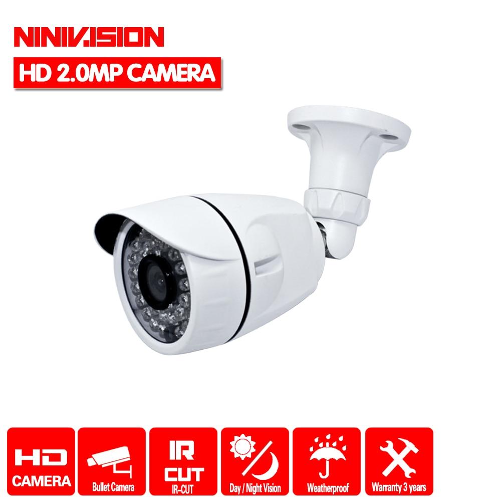 New! Full HD 1920*1080 AHDH 1080P CCTV Security 3000TVL AHDH Camera HD 2MP Night vision outdoor waterproof Camera IR Cut Filter