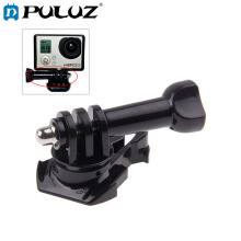 PULUZ 360 Degree Rotate Adjustable Buckle Basic Strap Mount & Screw Bolt for GoPro NEW HERO /HERO6 / 5/5 Session /4 /3+ /3 /2 /1