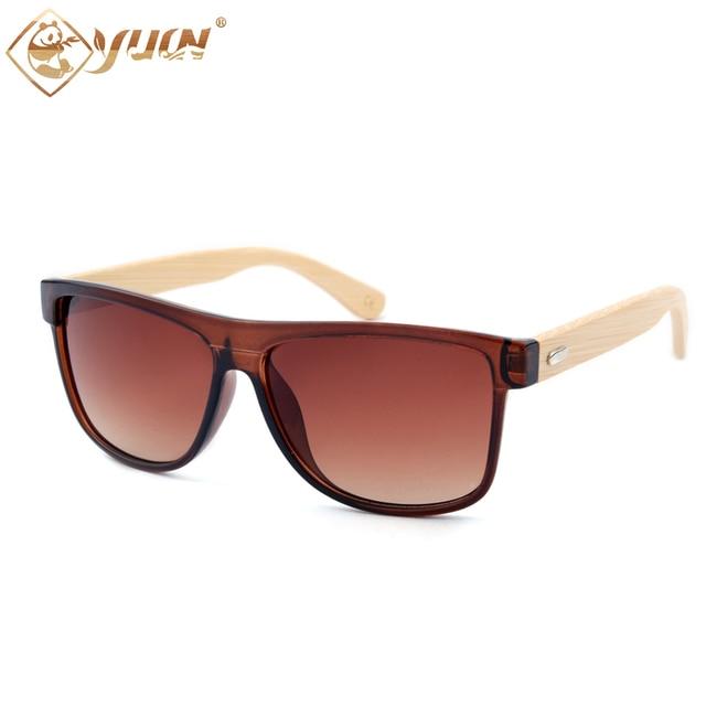 d583865506 New women sun glasses 2017 high quality handmade bamboo arms wooden  sunglasses fashion summer bambu glasses 1036