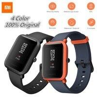 Xiaomi Smartwatch Huami Amazfit Youth Smart Watch Bip Bit Face GPS Fitness Tacker Heart Rate Baro